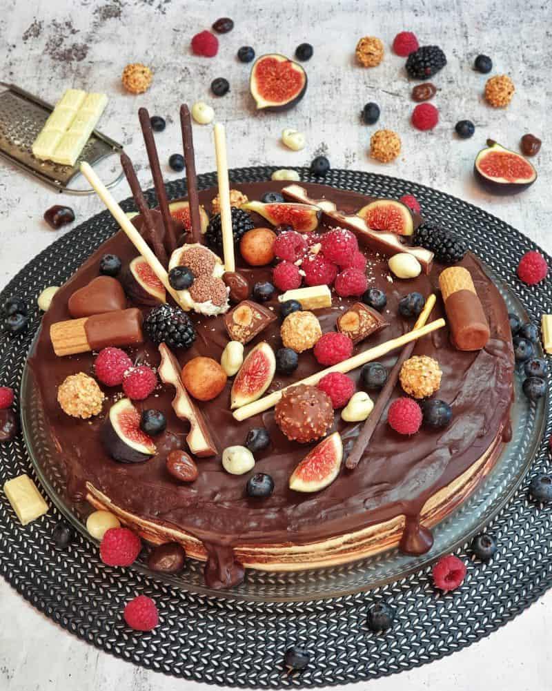 Candy cake, eine Torte für besondere Anlässe